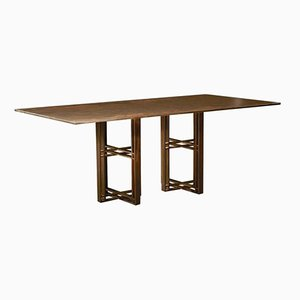 Athwart Dining Table by Richy Almond for NOVOCASTRIAN