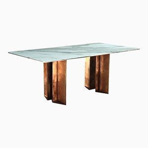 Metropolis Dining Table by Lind + Almond for NOVOCASTRIAN