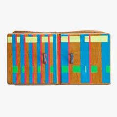 Wirtschaftliche Verflächtung Wall Unit by Markus Friedrich Staab
