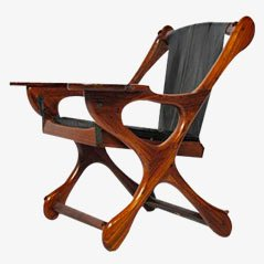 Sling Chair by Don Shoemaker for Senal, 1960s