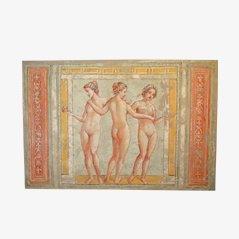 The Three Graces Fresko von Artestudio
