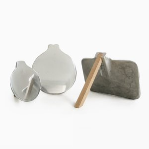 Looking Pewter Set di Liliana Ovalle