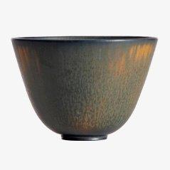 Ochre ARU Bowl by Gunnar Nylund for Rörstrand