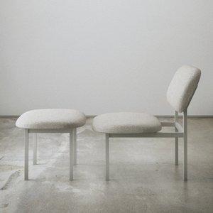 Re-Imagined Low Chair in Grau von Nina Tolstrup