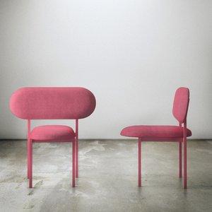 Re-Imagined Chair 02 Originale Grise par Nina Tolstrup