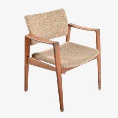 Mid Century Armchair by Arne Wahl Iversen for Komfort, 1960s