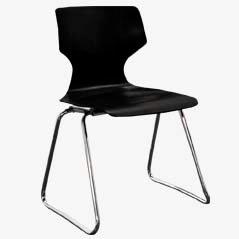 Vintage Dining Chair from Elmar Flötotto, 1960s