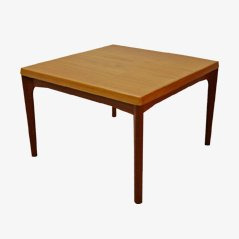 Mid Century Danish Coffee Table by Henning Kjærnulf, 1960s