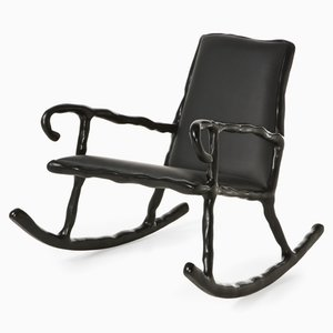 Clay Rocking Chair by Maarten Baas for DHPH