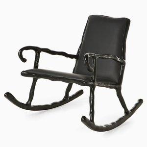 Clay Rocking Chair par Maarten Baas pour DHPH