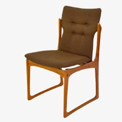 Danish Teak Chair from Vamdrup Stolefabrik, 1960s
