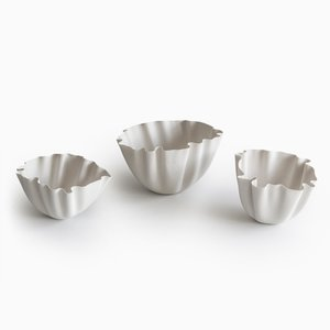 Less: No.1 Catenary Pottery Printer - Set Three by gt2P