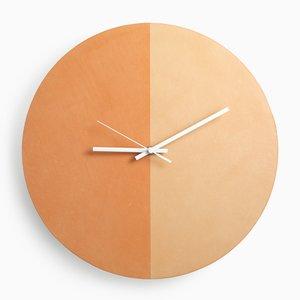 Horloge Murale Sunclock #1 par Lina Patisou