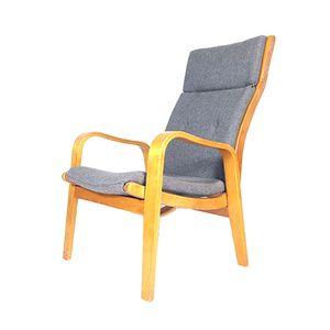 FB-06 Sessel von Cees Braakman für UMS Pastoe, 1950er