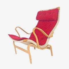 Pernilla Easy Chair by Bruno Mathsson for Dux