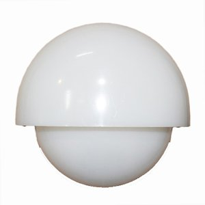 Vintage Italian Mania Wall Light by Vico Magistretti for Artemide, 1970s