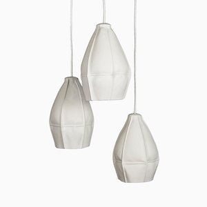 Kawa Pendant Lamps by Luft Tanaka for Souda, Set of 3