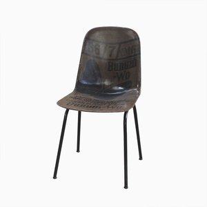 Coffee Bean Bag Chair par Ben Blakebrough
