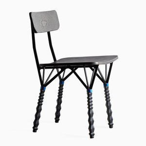 Shrink Dining Chair by Daast