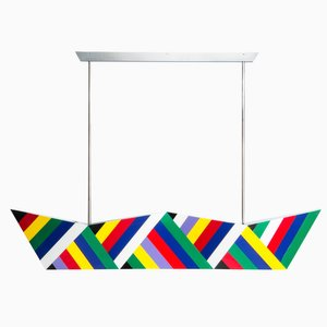 Deriva Decoration 1 Hanging Lamp by Alessandro Mendini