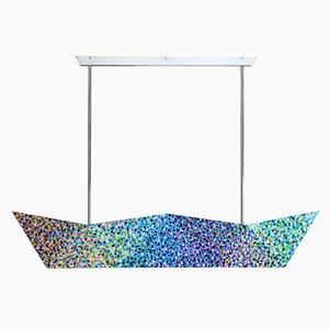 Lampe Suspendue Deriva Proust Hanging Lamp par Alessandro Mendini
