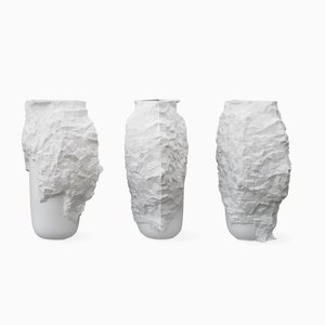 Hacking the Mould Vases by Noam Dover & Michal Cederbaum, Set of 9