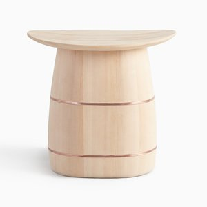 Ki-Oke Stool by OeO Studio and Shuji Nakagawa