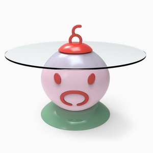 PETit Table Cochon par Anna Gili