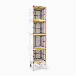 Wrong Color Furniture System Shelf by Studio Minale-Maeda