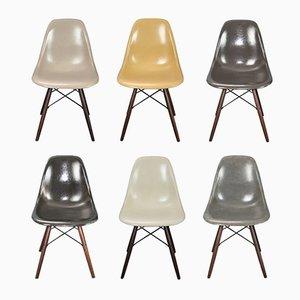 Stühle von Charles & Ray Eames für Herman Miller, 6er Set