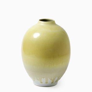 Vase in Citrus & White No.1 by Tortus Copenhagen