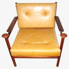 Lounge Chair from Wiesner & Hager, 1965