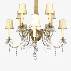 Large Chandelier from J. & L. Lobeyr, 1940