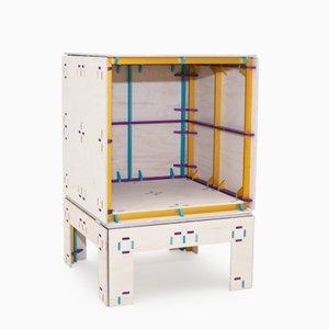 Comodino Wrong Color Furniture System di Studio Minale-Maeda