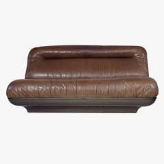 Leather Sofa by Gerd Lange, 1970s