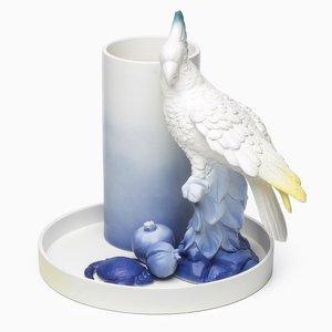 Natura Morta con pappagallo di Giorgia Zanellato per Fabrica