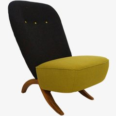 Congo' Lounge Chair by Theo Ruth