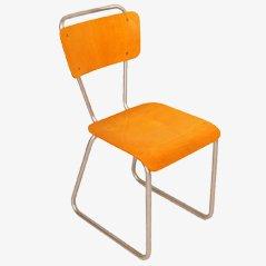 Vintage Stuhl von CH. Hoffmann für Gispen, 1952