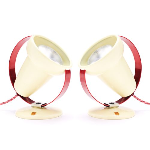 Table Lamps By Charlotte Perriand For Philips Set Of 2
