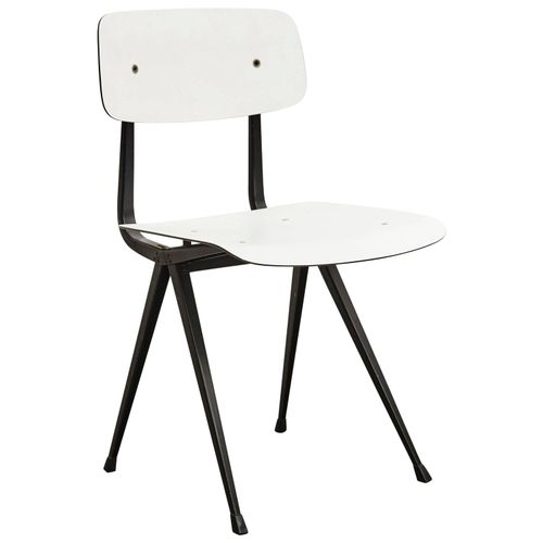 1964 Rare Friso Kramer Coffee Table For Ahrend De Cirkel: Dutch Result Chair By Friso Kramer & Wim Rietveld For