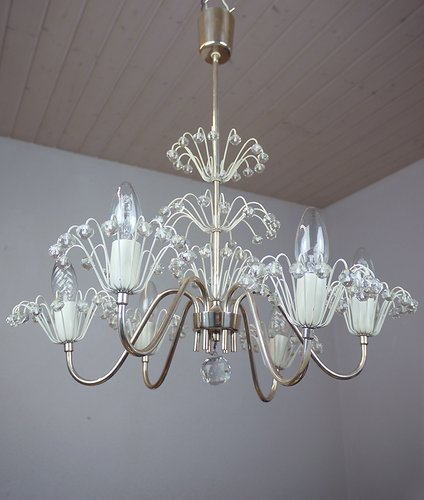 Austrian crystal chandelier by emil stejnar for rupert nikoll 1950s austrian crystal chandelier by emil stejnar for rupert nikoll 1950s for sale at pamono aloadofball Image collections