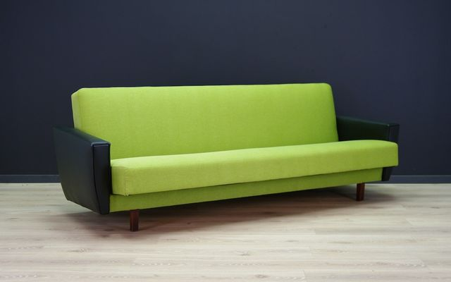 Vintage Danish Folding Sofa, 1970s 1