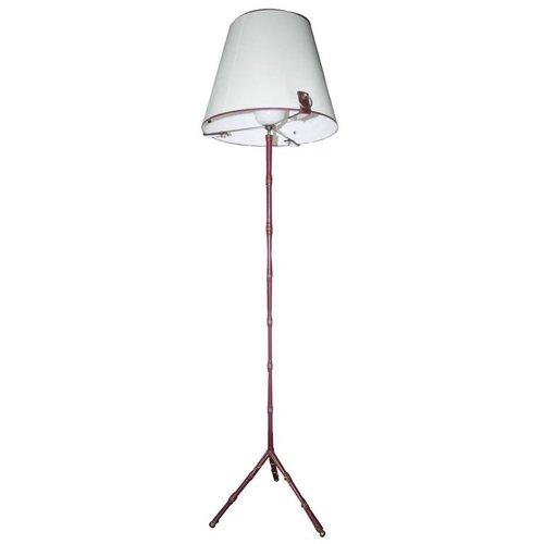 franz sische stehlampe von jacques adnet f r hermes 1960er bei pamono kaufen. Black Bedroom Furniture Sets. Home Design Ideas