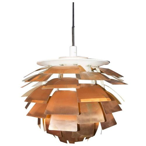 Artichoke pendant lamp by poul henningsen for louis poulsen 1960s artichoke pendant lamp by poul henningsen for louis poulsen 1960s for sale at pamono aloadofball Image collections