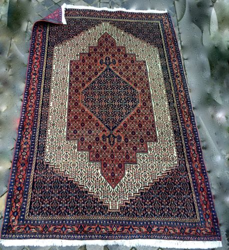 rug iranian pamono knotted rugs at for sale hand