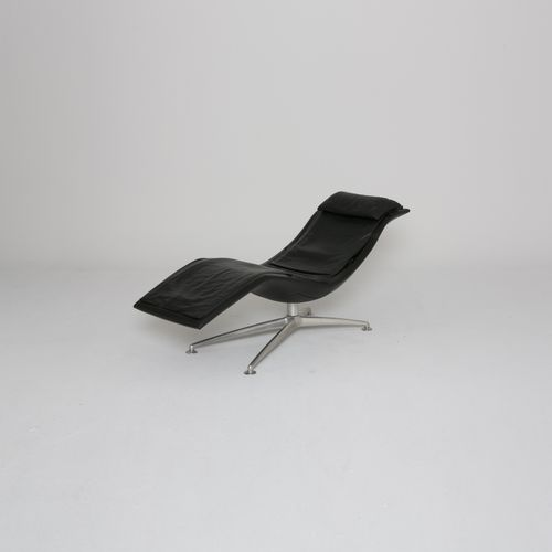 Larus Chaise Longue from Poltrona Frau, 2001 for sale at Pamono