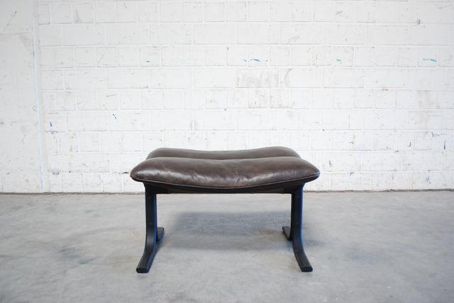 vintage ds 2030 leder ottoman von hans eichenberger f r de sede bei pamono kaufen. Black Bedroom Furniture Sets. Home Design Ideas
