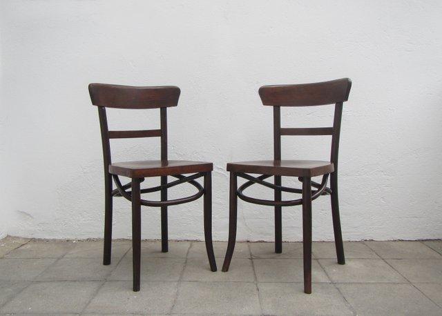 belgische vintage st hle 2er set bei pamono kaufen. Black Bedroom Furniture Sets. Home Design Ideas