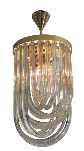 mid century modern murano glas deckenlampe bei pamono kaufen. Black Bedroom Furniture Sets. Home Design Ideas