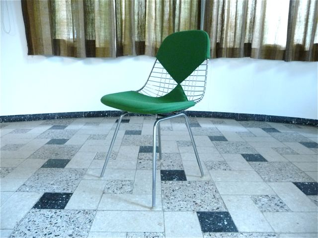 DKX Wire Bikini Chair by Charles & Ray Eames for Herman Miller ...